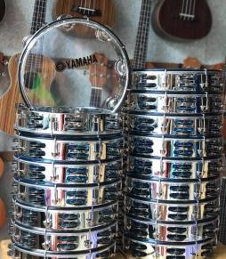 Tambourine vành inox YAMAHA