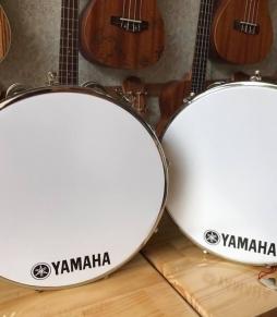 Tambourine vành gỗ YAMAHA