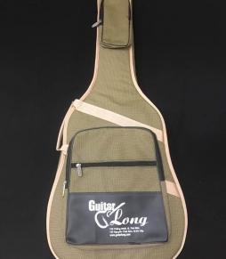Bao da dày 3 lớp đựng đàn guitar chống sốc cực tốt.