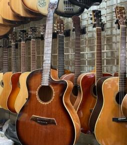 Đàn Guitar Acoustic HD120