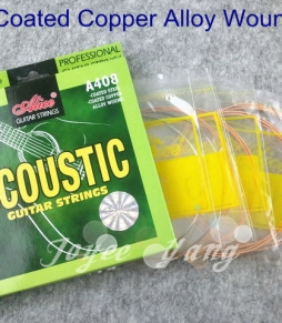 Acoustic Guitar Strings A408