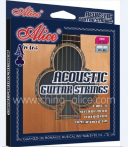 Acoustic Guitar Strings AW464-SL