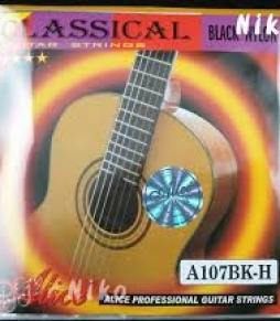 Dây Alice Classical (Black) - A107BK