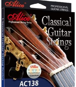 Dây Đàn Guitar Classic Alice AC138
