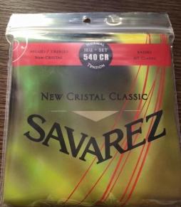 Dây Guitar Classic Savares 540 CR
