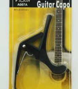 Guitar Capo A007A-BK