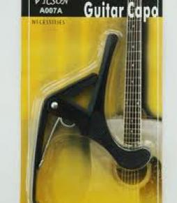 Capo Guitar Alice A007A-BK