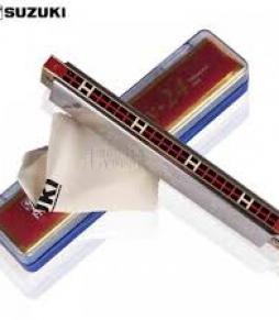Kèn Harmonica Suzuki Study 24 lỗ